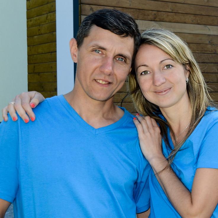 Edik & Tanya Khamzina